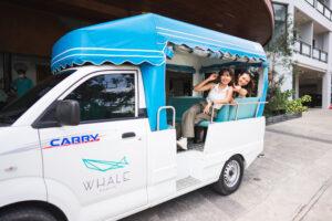 Shuttle Bus - Whale Huahin