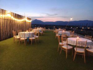 Sunset Lounge - Whale HuaHin