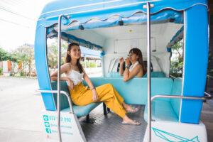 facilities - shuttle bus - whale huahin 1